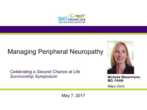 Pain And Peripheral Neuropathy | BMT Infonet