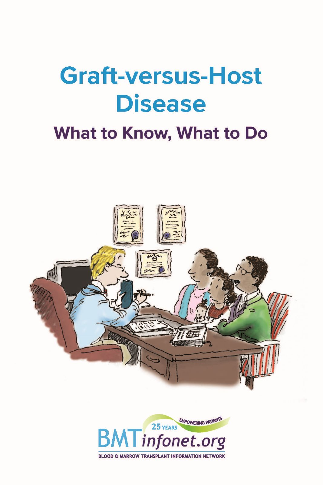 GVHD What to Know, What to Do
